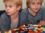 Lego kermisattractie bouwen