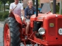 Ringsteken oude tractoren