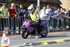 Feestweek Lisse 2011: NK Scooter Sprint