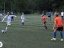 Vier tegen vier voetbal