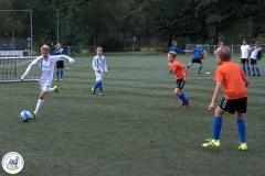 Vier tegen vier voetbal (1)