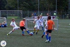 Vier tegen vier voetbal (10)