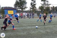 Vier tegen vier voetbal (14)