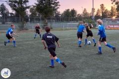 Vier tegen vier voetbal (15)