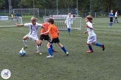 Vier tegen vier voetbal (4)