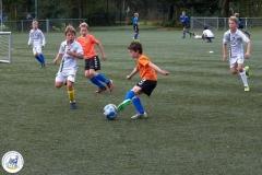 Vier tegen vier voetbal (5)