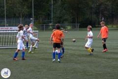 Vier tegen vier voetbal (6)
