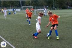 Vier tegen vier voetbal (7)