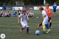Vier tegen vier voetbal (8)