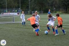 Vier tegen vier voetbal (9)