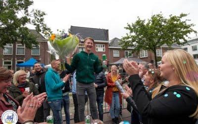Dennis van der Zaal is 2500ste lid!