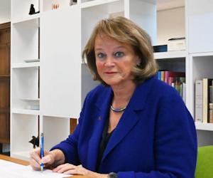Herbenoeming van mevrouw Lies Spruit als burgemeester van Lisse